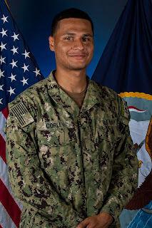 Seaman Adrien Corley