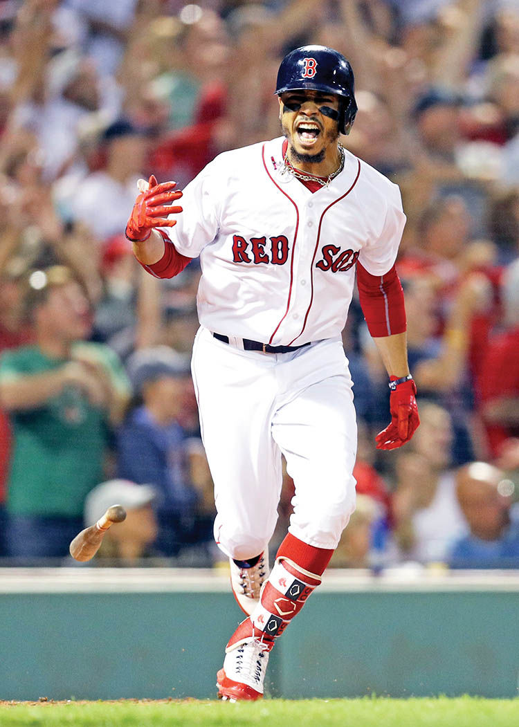 mookie betts sox boston detroitsportsfrenzy sports stlamerican email save baseball chicago