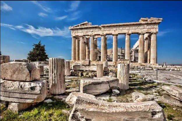 Failed State - Acropolis