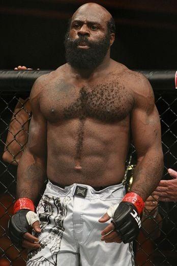 Kimbo Slice, popular MMA fighter and internet sensation ...