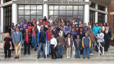 Pre-College Initiative of the National Society of Black Engineers