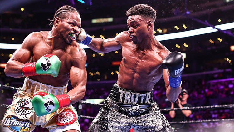 Shawn Porter vs Errol Spence Jr.