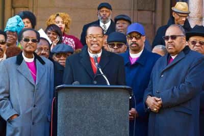 COGIC responds to Stockley verdict and protests, meets with Mayor Lyda Krewson