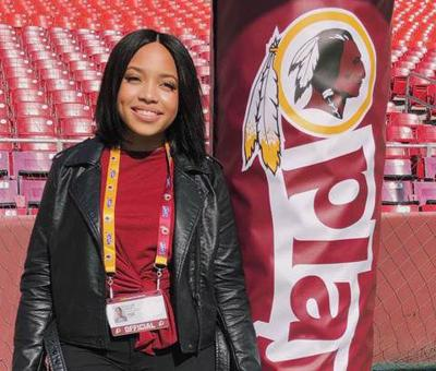 Taylor Bailey joins the Washington Redskins as producer