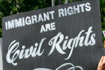 Immigrant rights are civil rights