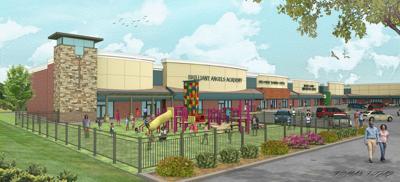 R&R educational center rendering