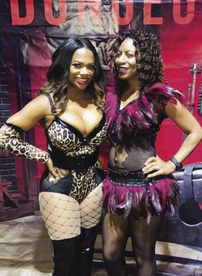 Swag Snap of the Week: Kandi Burruss and Mrs. Chris the SexEO