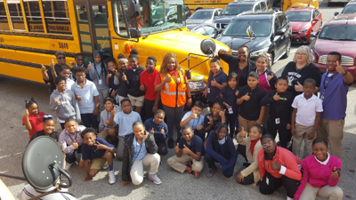 All ESL students approved for free bus rides to school