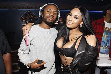 DJ Climate and Tiffany Foxx