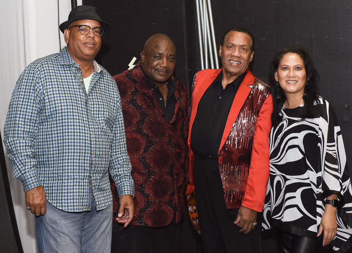 blues event organizers Kevin and Sundy with the jacksons.jpg