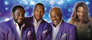 The O'Jays heading to the Fox in June with Stephanie Mills