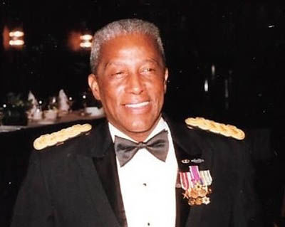 "Maj. Gen. Ernest James (""Ernie"") Harrell"