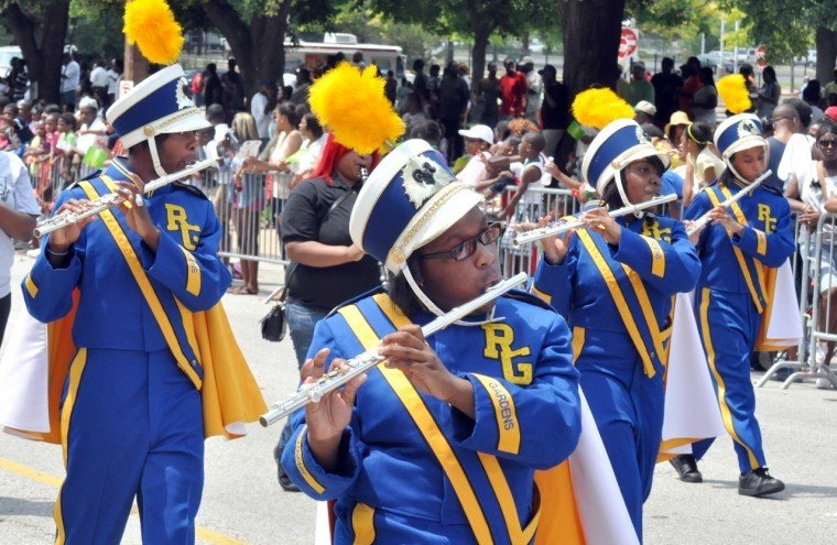 Annie malone may day parade resonates with revelers - Riverview gardens school district jobs ...