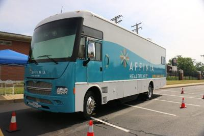 Medical mobile unit now serving Normandy students