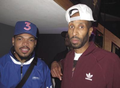 Swag Snap of the Week: Chance The Rapper & LooseCannon S.L.I.M.