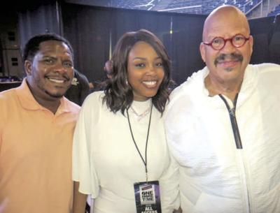 Ain't no party like a Tom Joyner party!
