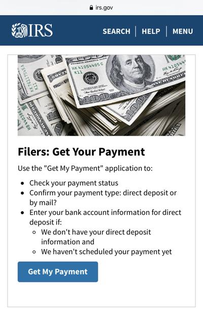 The IRS has a stimulus check for you – here is how to get it