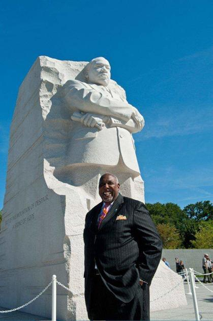 Tyrone Christian, St. Louis native and a leader in the creation of the national Martin Luther King Jr. Memorial, passes at 64