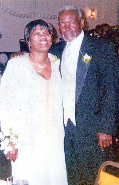Dan and Lillian Whitley