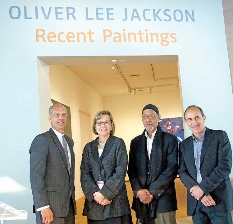 Oliver Lee Jackson press conference