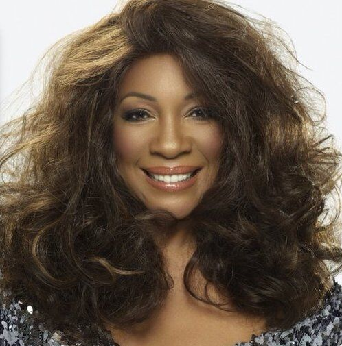 Ms. Mary Wilson of The Supremes