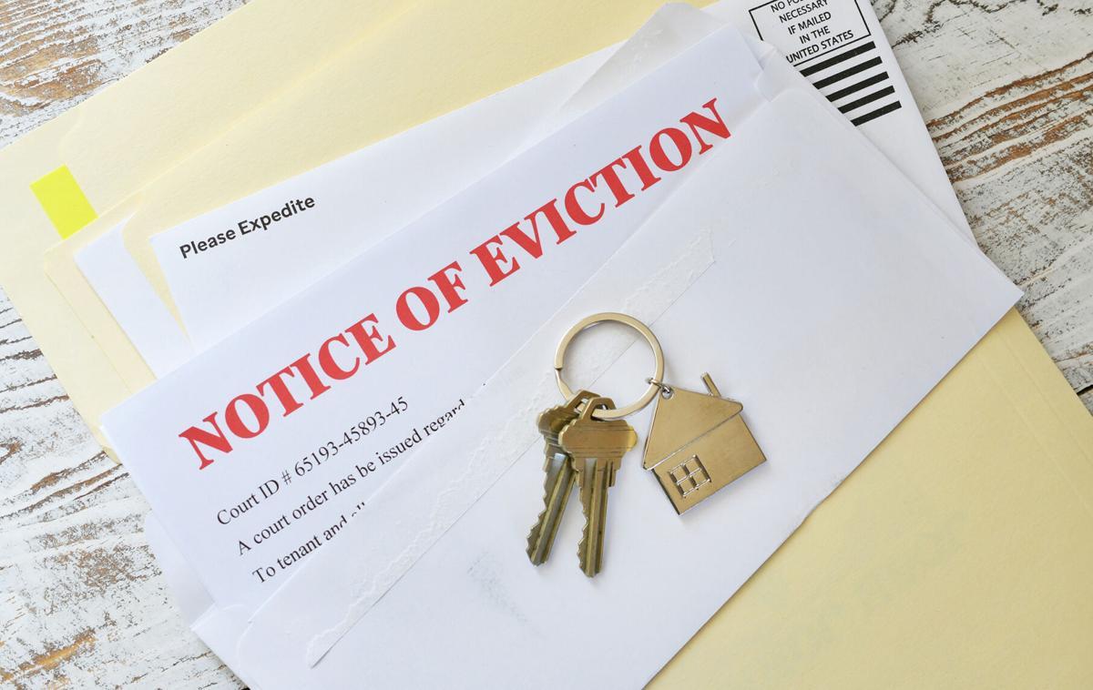 Landlords bank Feds' cash, keep filing eviction notices