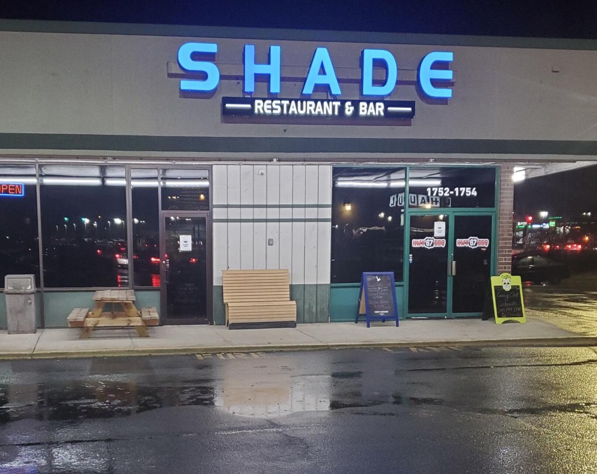 Shade Restaurant and Bar