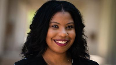 Tali Allen, director of education for the Muny