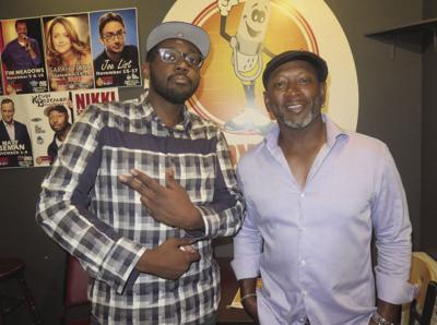 Swag Snap of the Week: Stephon Hightower and Joe Torry
