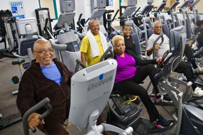LiveStrong at the Emerson YMCA