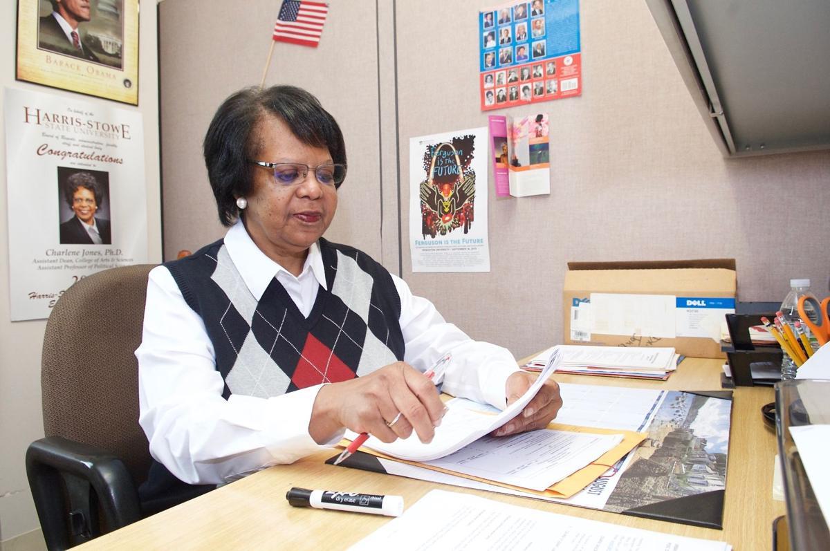 Charlene Jones