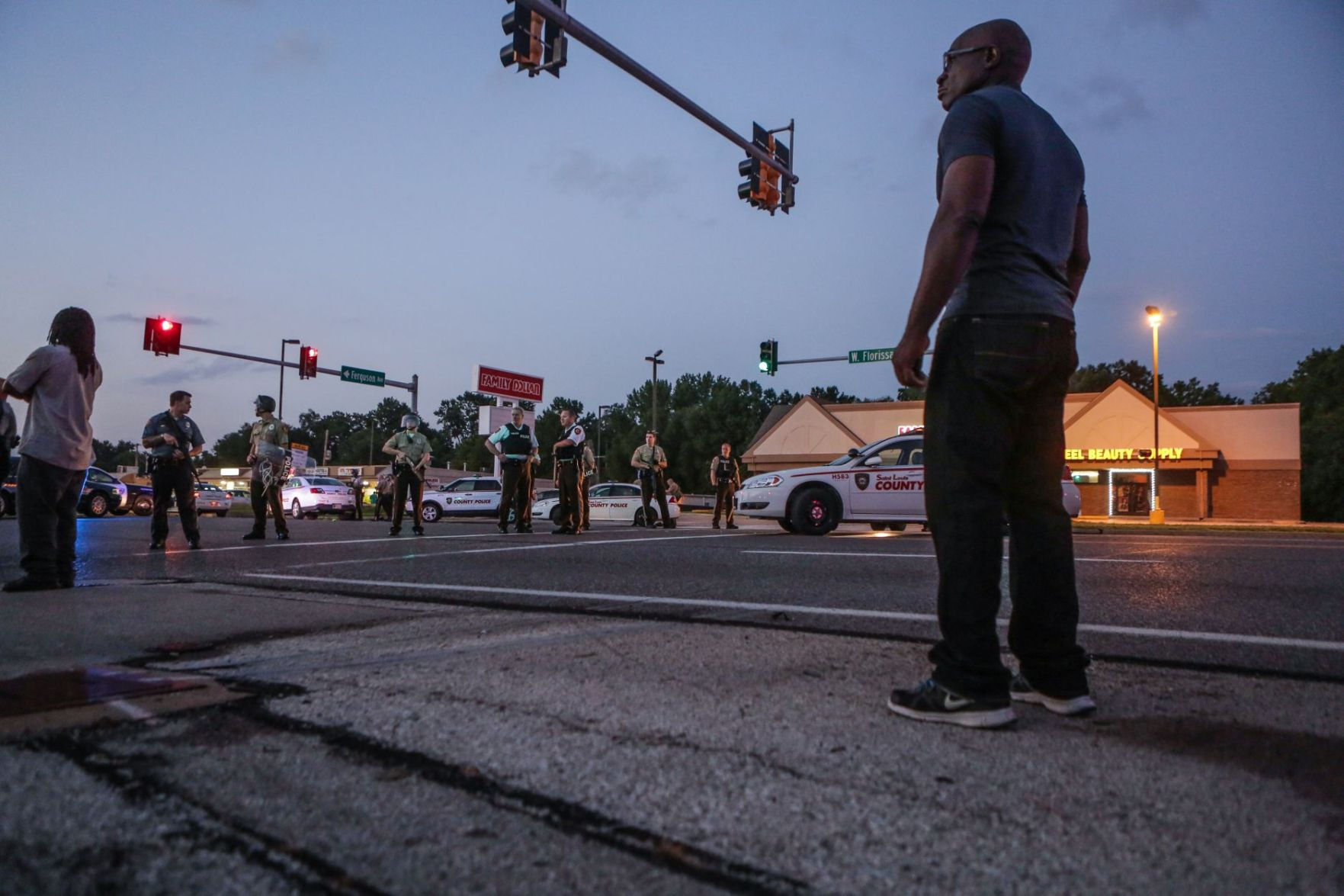 Walking while black Michael Brown black men