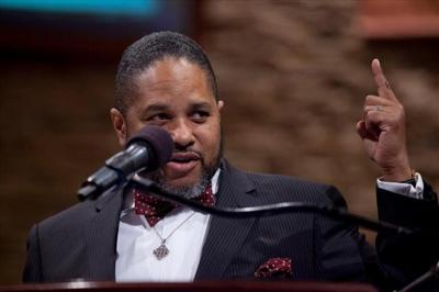 Rev  Bobo takes the gospel on the road internationally   Local