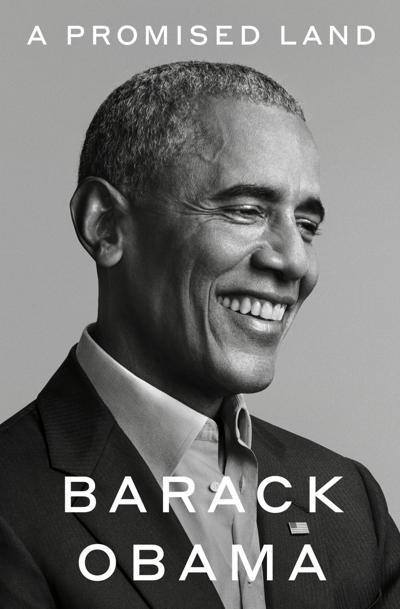 Barack Obama Book Cover