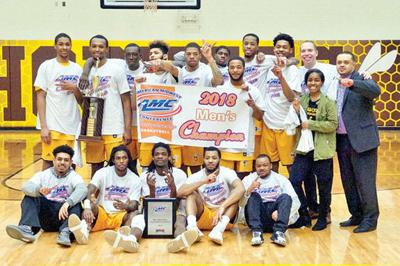 Harris-Stowe State University basketball team