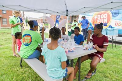 Operation Food search offers summer food and fun throughout the area