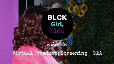 Black Girl Bleu