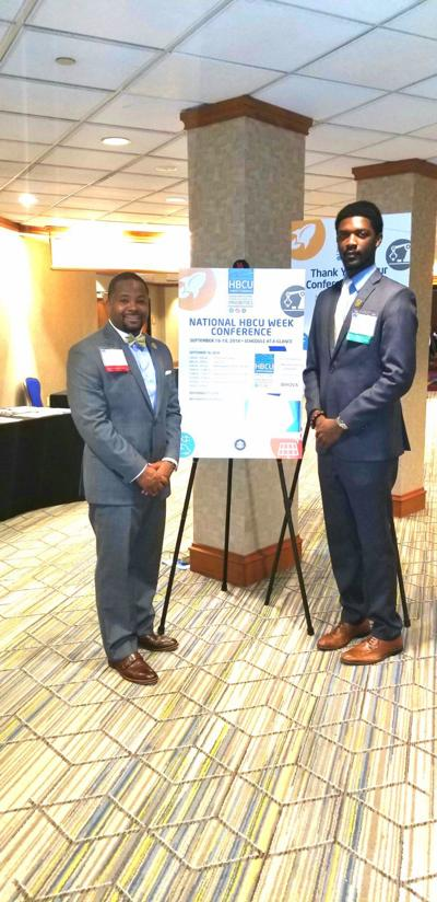 Harris-Stowe student Reid Chunn named White House HBCU Competitiveness Scholar