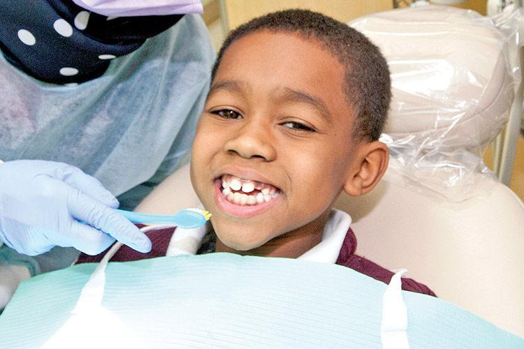 a39531fb8 Free dental care for eligible kids on October 8