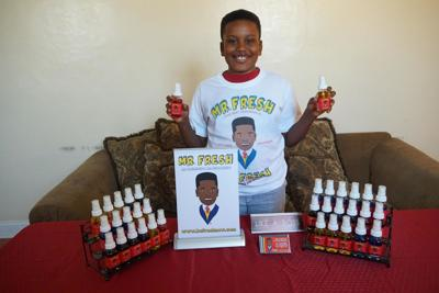 St. Louis kid entrepreneur wants to inspire young black boys through business