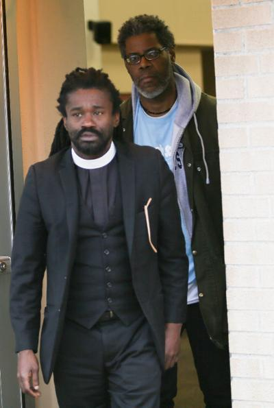 Rev  Sekou to appear in court for 'praying while black' charges