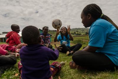 On trip to Kenya, St. Louis teens give back, reconnect with roots