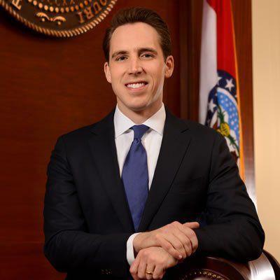 Missouri Attorney General Josh Hawley (R-Missouri)