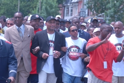 Black Men answer 'Call to Oneness'