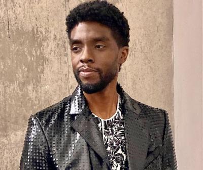 Chadwick Boseman (Instagram)