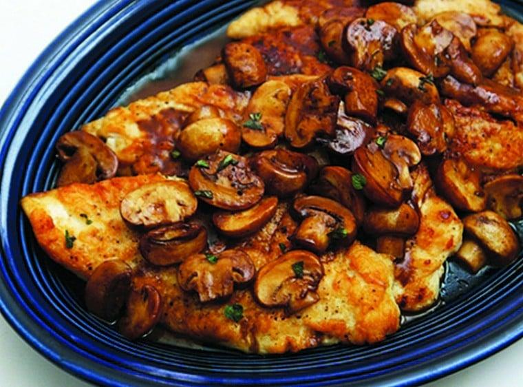 Health Recipe Chicken Marsala Health News Stlamerican Com
