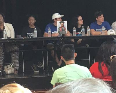 Parkland survivors co-host St. Louis town hall with Ferguson activists, Florida teens meet with Michael Brown's father on Father's Day