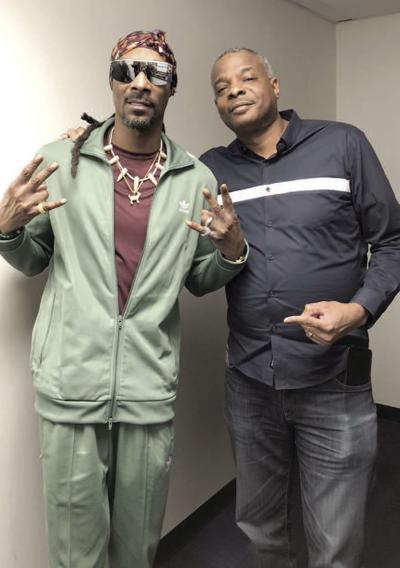 Snoop Dogg and DJ Kut