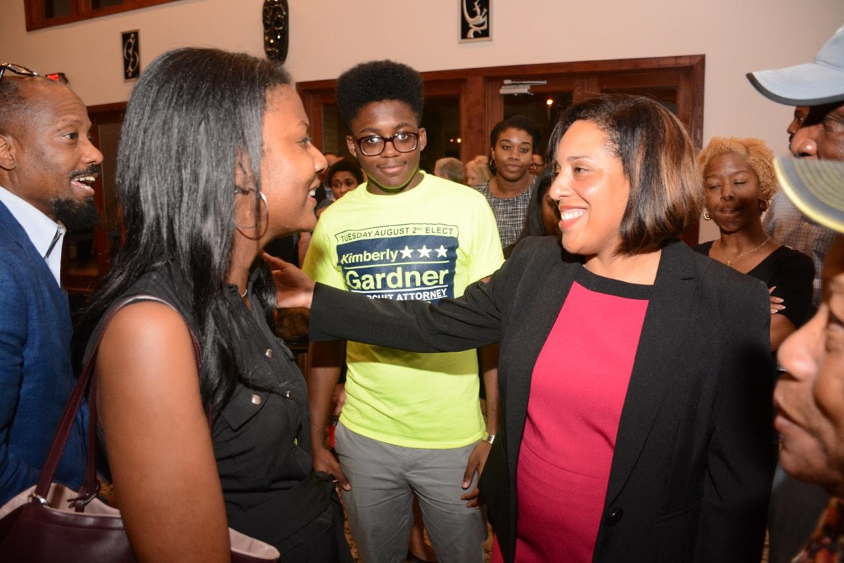 Gardner to make history as STL city's first African-American circuit attorney