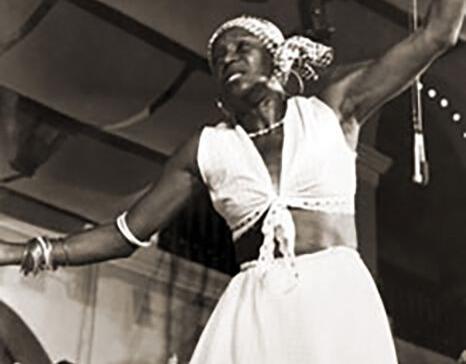 Sylvia del Villard Dancing 2